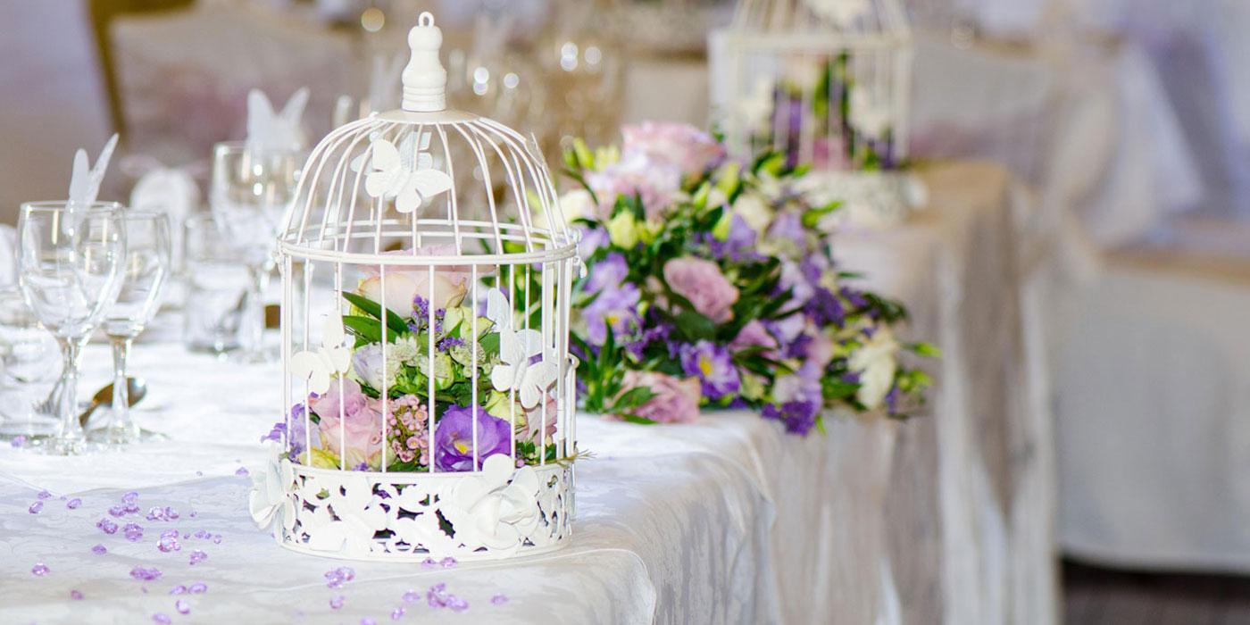 touches fleuries décoration