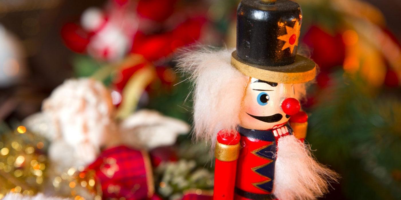 Vive Noel dans les pièces