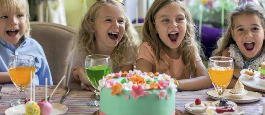 fêtes d'anniversaires