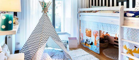Aménager et décorer la chambre d'un enfant