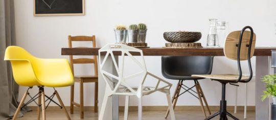 Conseils pour le choix de chaises